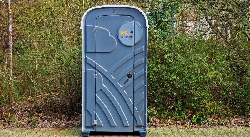 Toaleta przenośna - przykład